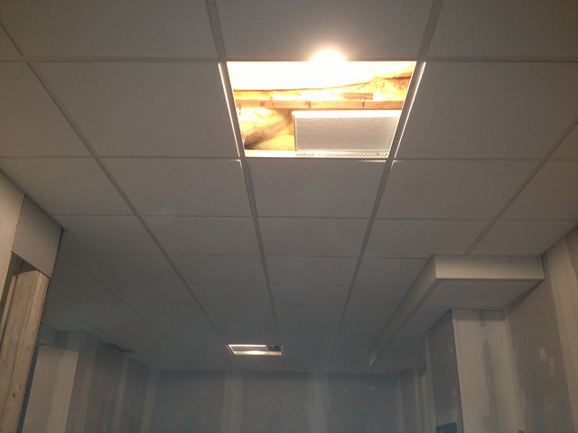 Suspended Ceiling Installation Cape Cod